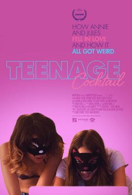 Teenage Cocktail 2016 DVD Custom NTSC Sub