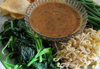 makanan Jawa Timur sederhana