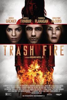 فيلم Trash Fire 2016 مترجم