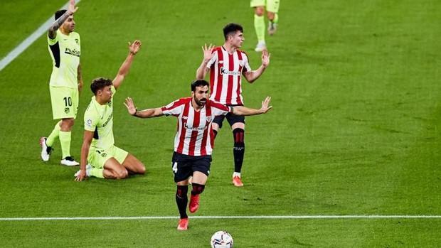 ملخص واهداف مباراة اتلتيكو مدريد واتلتيك بلباو (1-2) الدوري الاسباني