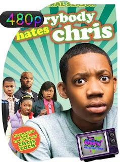 Todos Odian a Chris (everybody hate chris) Temporada 1-2-3-4 [480p] Latino [GoogleDrive] SilvestreHD