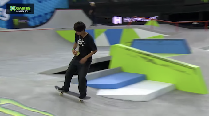 Japan Took Over X-Games in Minneapolis, Horigome on Top, Olympics Around the Corner