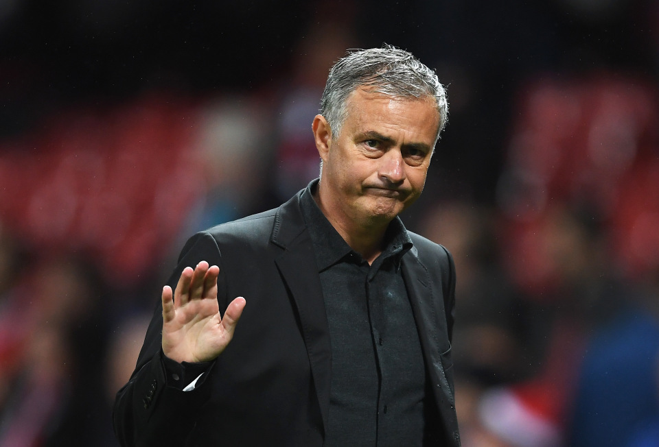 Jose Mourinho is being considered as a potential