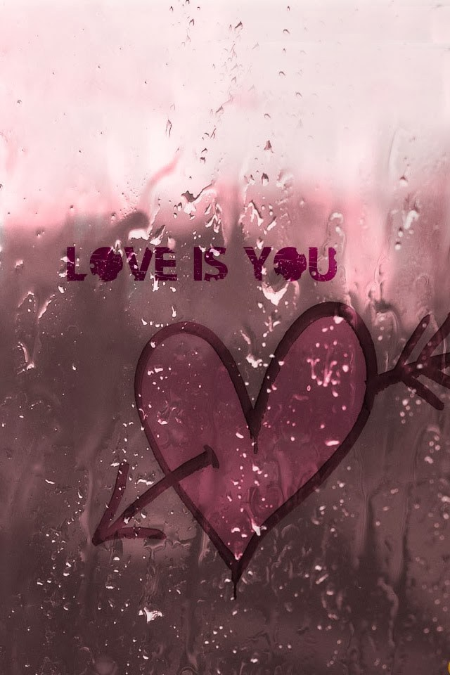 love is you iPhone Whatsapp wallpapers for android