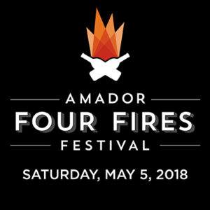 Amador Four Fires 2018 - May 5