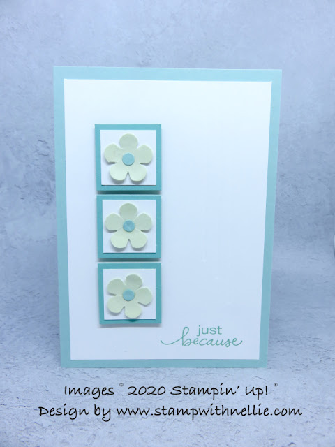 Small Bloom Punch Stampin Up