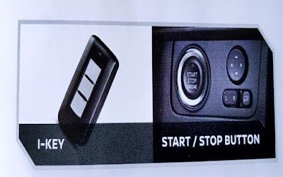 Gambar Intelligent Key System