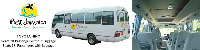 Private Transportation Service Montego Bay
