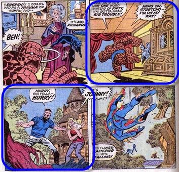 Fantastic Four 117-Buscema Sinnott