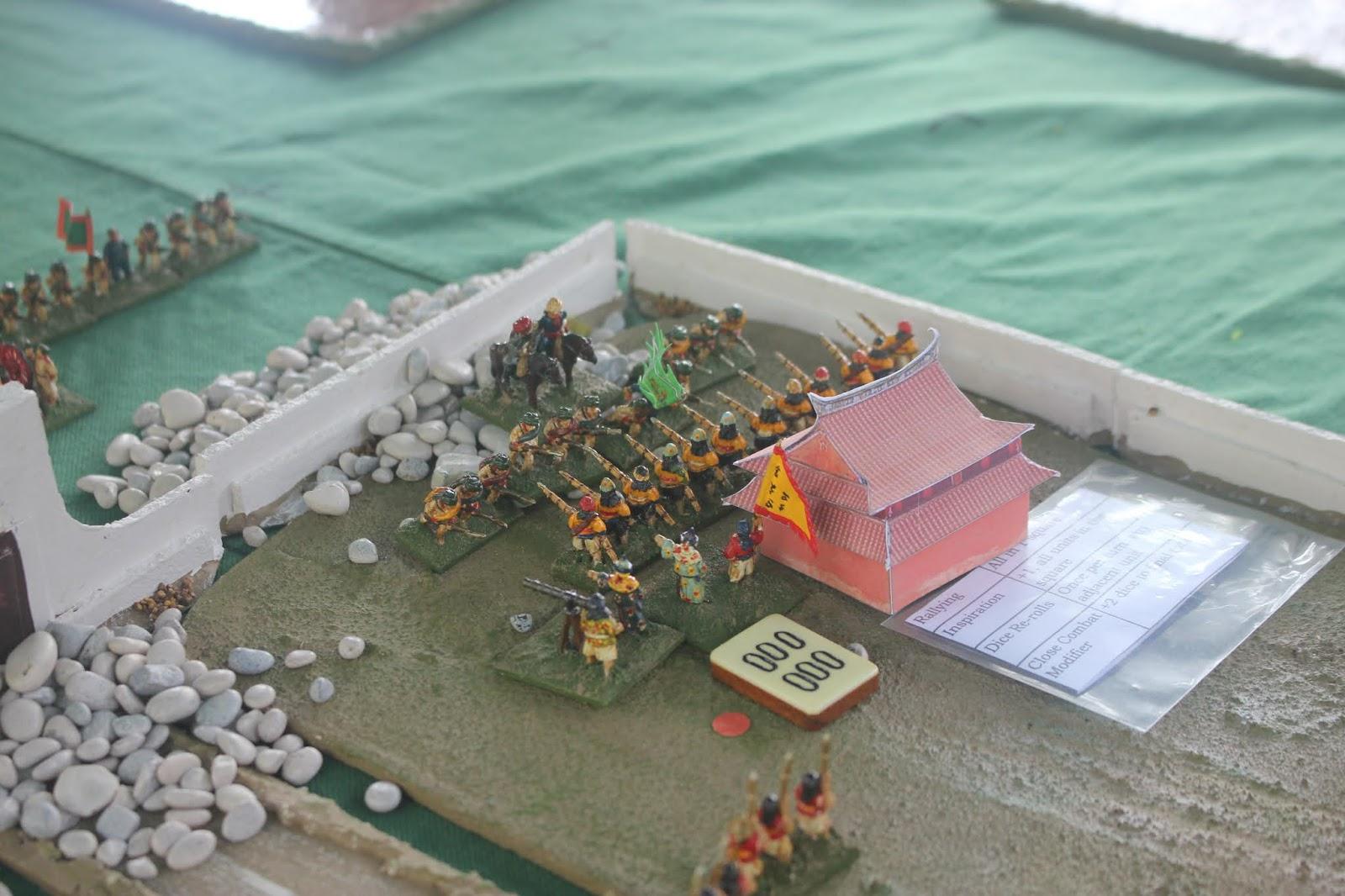 EVA town attack