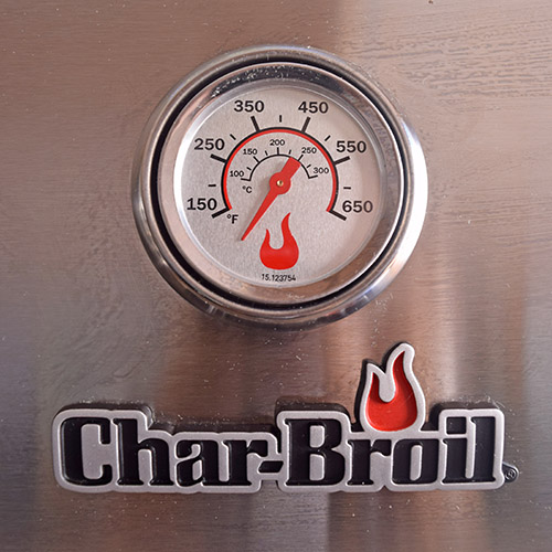 #NowYoureCookin Char-Broil TRU Infrared Commercial Grill produces a better fire for better food