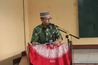 OSK Kabupaten Banyumas di SMA Negeri 5 Purwokerto Mazzajie