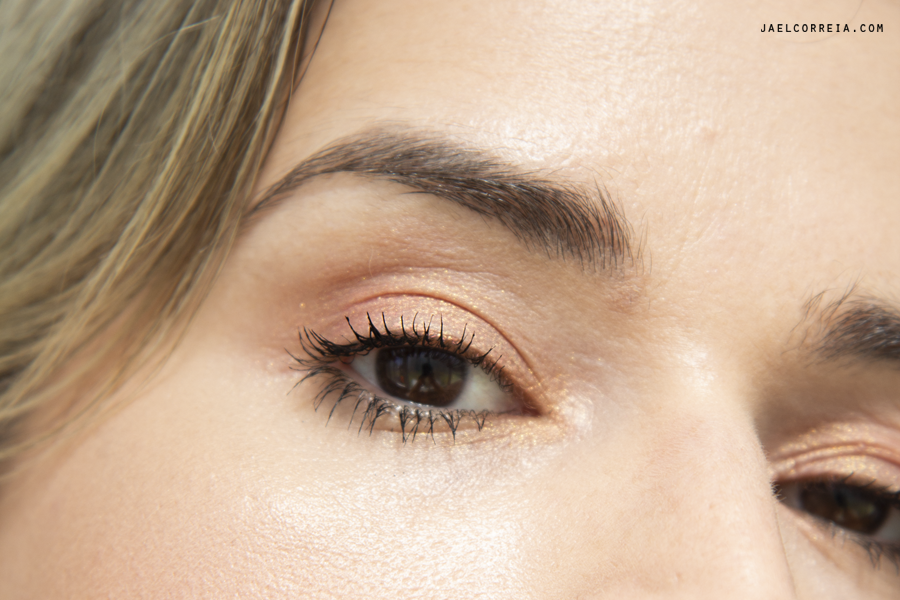 notino revolution pro makeup cream eyeshadow brass sombra creme makeup maquilhagem jael correia blog review