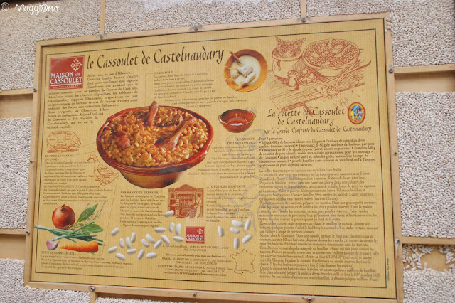Il piatto tipico di Carcassonne.