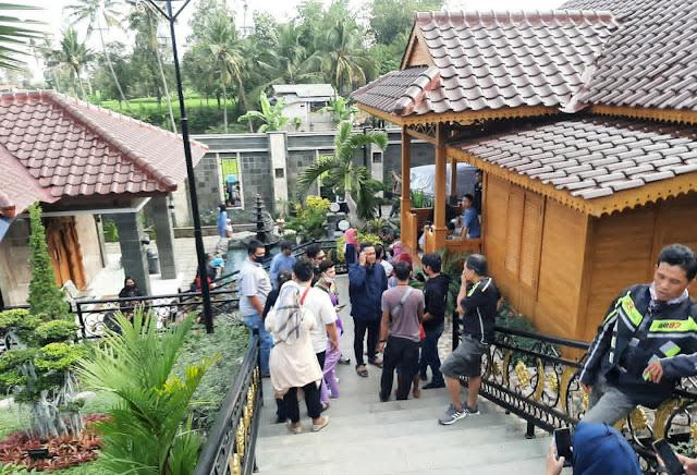 Rumah Mewah Bos Arisan Cianjur Disegel, Polisi Buka Posko Pengaduan Korban Penipuan