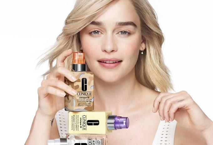 Emilia Clarke Clinique'in Yeni Marka Elçisi!