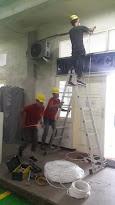 Tukang service AC di Malang