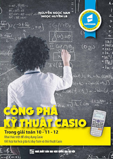 công phã kĩ thuật casio trong giải toán