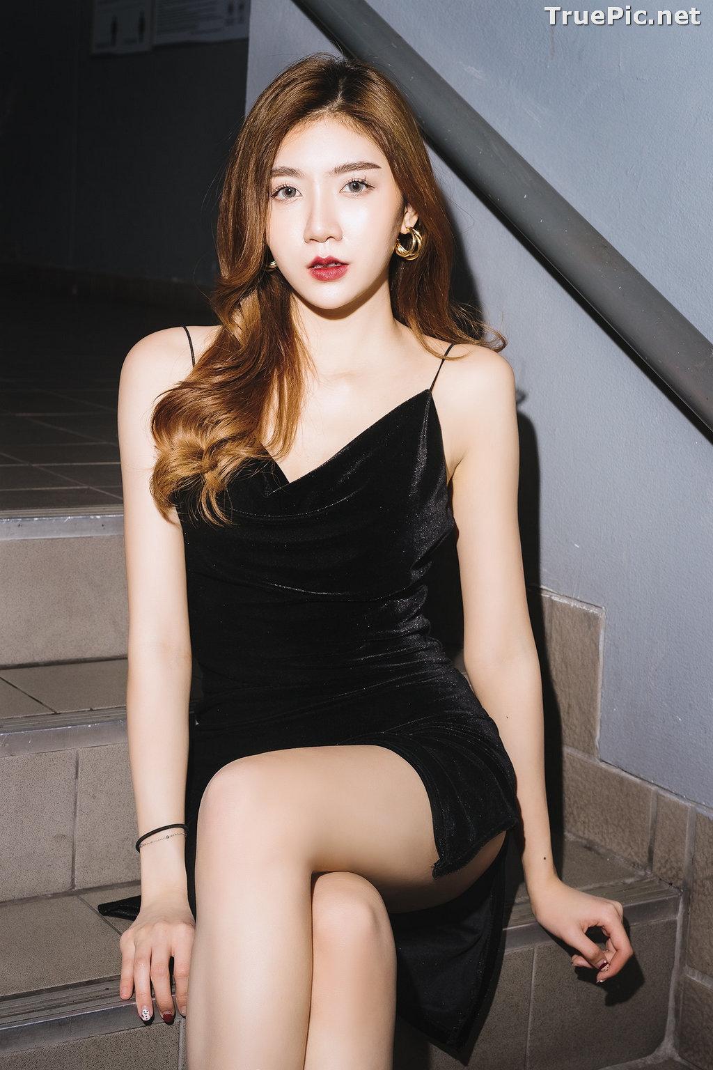 Image Thailand Model - Sasi Ngiunwan - Black For SiamNight - TruePic.net - Picture-30