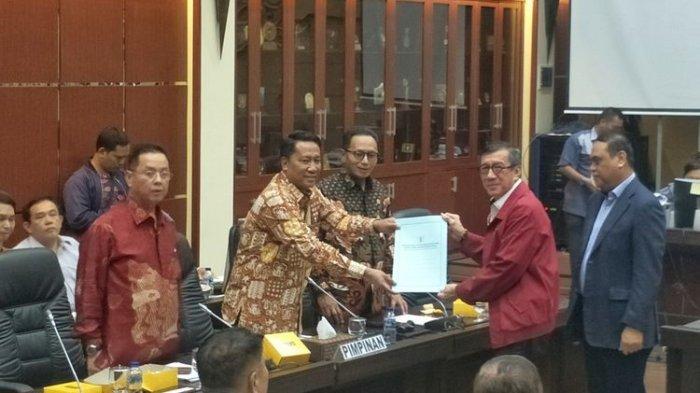Revisi UU KPK Akan Segera Disahkan Dalam Rapat Paripurna