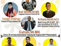 """Webinar """"Mahasiswa/Pemuda Melawan Korupsi Di Era Covid-19"""""""