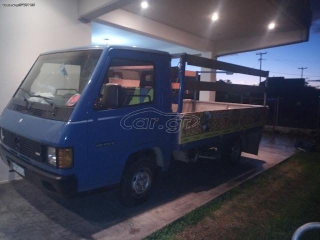 Πωλείται Αγροτικό μελισσοκομικό φορτηγό στην Πάτρα