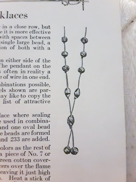1920s Sealing-Wax Art Jewelry