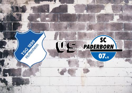 Hoffenheim vs Paderborn  Resumen