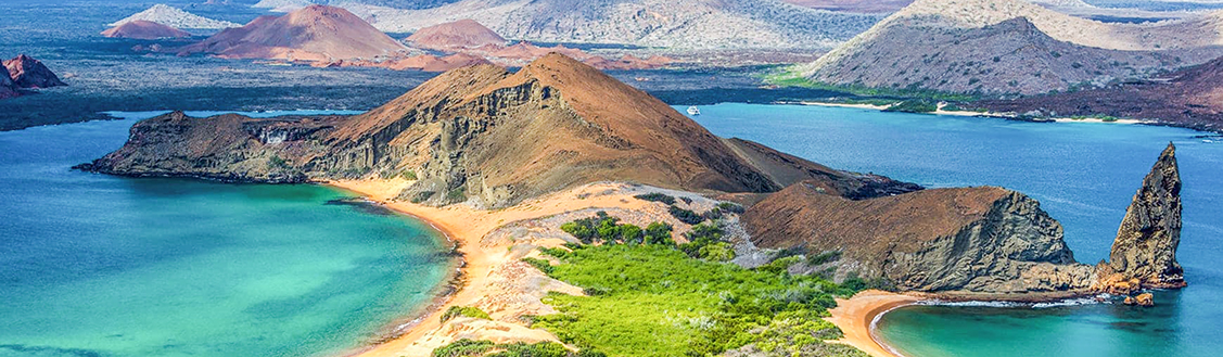 As Ilhas Galápagos — Geologia