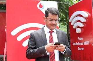 Alok Verma, Vodafone, Business Head-Delhi NCR