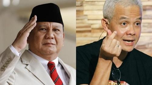 Survei Capres versi Parameter: Prabowo Teratas, Disusul Ganjar Pranowo, Dibayangi Anies Baswedan