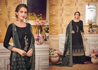 Eba lifeStyle Hurma Vol 28 Wedding Special Salwar Kameez Collection