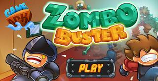 Game biệt đội siêu nhân chống zombie