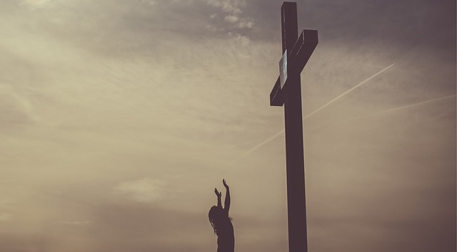 cara beribadah dengan hati