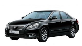 Rental Mobil Makassar Camry