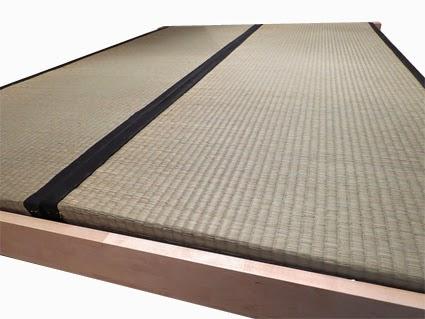 piso tradicional de tatami