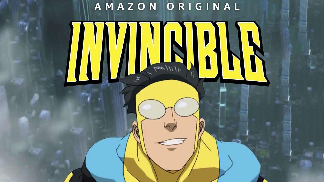 Invencível | Série animada do Amazon Prime ganha data de estreia; Confira o teaser! - Quarentena Nerd