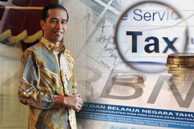 Pertama dalam Sejarah Dunia, Berkat Jokowi Tax Amnesty di RI Tertinggi dari Berbagai Aspek