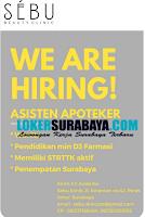 We Are Hiring at Sebu Beauty Clinic Surabaya November 2020