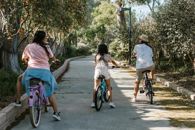 Fun Family Bonding Activities - Bike Ride