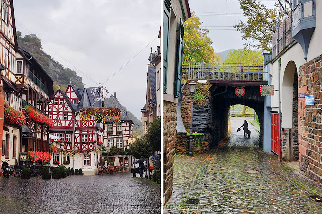 Prettiest Village in Upper Middle Rhine Valley Bacharach