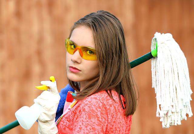 Motiva a tus hijos a ayudarte con las tareas del hogar con estos tips
