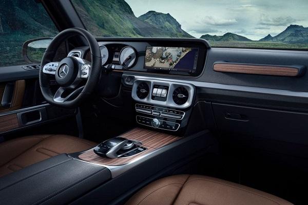 Mercedes Benz G 500