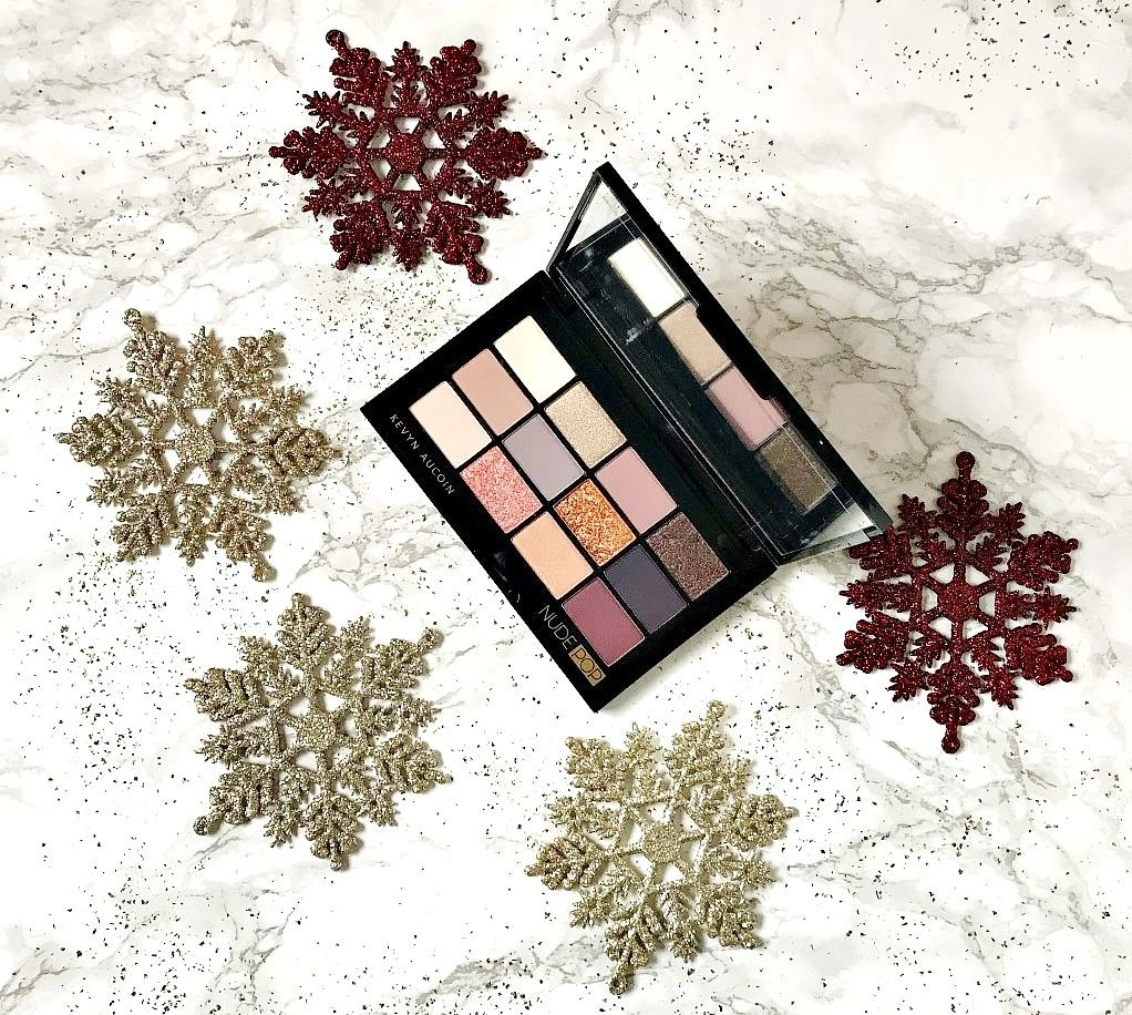 Kevyn Aucoin NudePop Pro Eyeshadow Palette Review & Swatches,