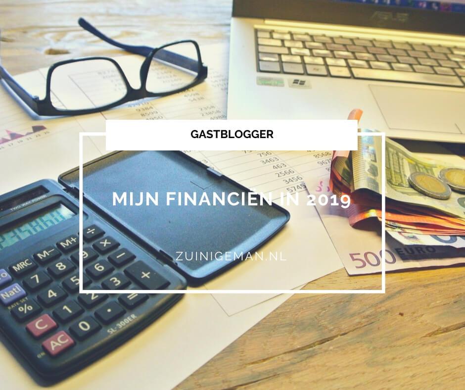 Gastblog | Mijn financiën in 2019