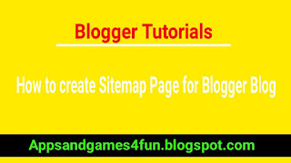 how-to-create-sitemap-page-for-blogger-blog
