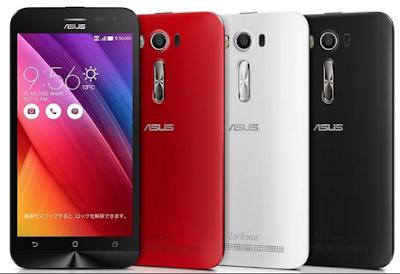 Asus Zenfone 2 Laser 6.0
