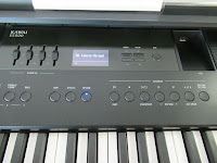 Kawai ES920 user interface
