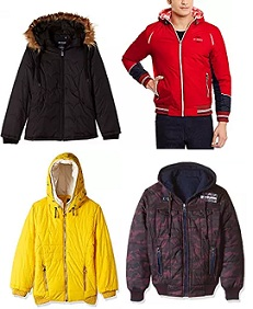 Fort Collins Men's and Women's Winter Jackets