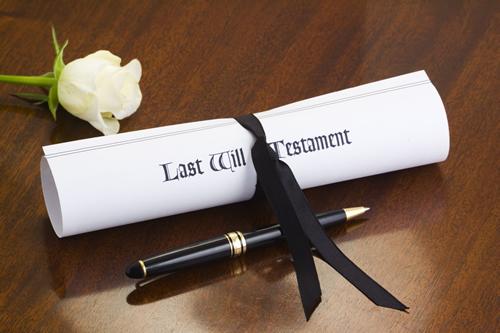 訂立遺囑用以列明一個人去世後,其遺產將如何被分配。 在沒有立遺囑的情況下,死者之遺產分配及管理將依照無遺囑繼承法處理。因此,訂立遺囑的好處是立遺囑人可以按其意願去分配資產。